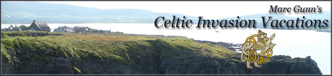 Celtic Invasion Vacations